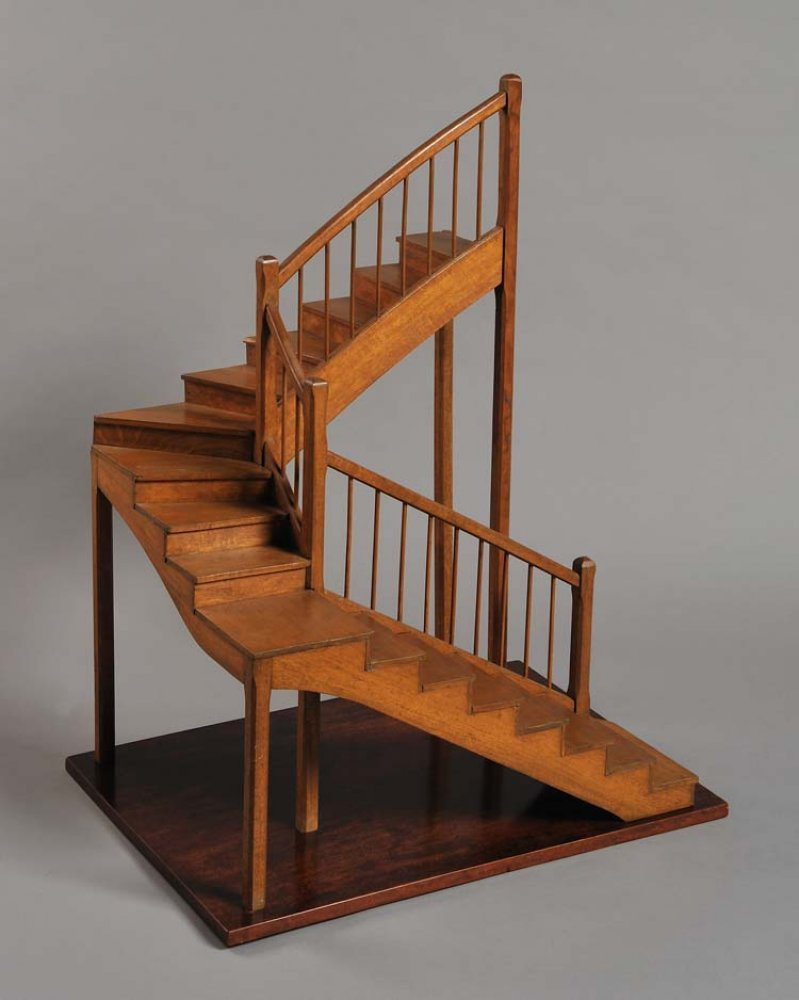 Architectu0027s Model Staircase
