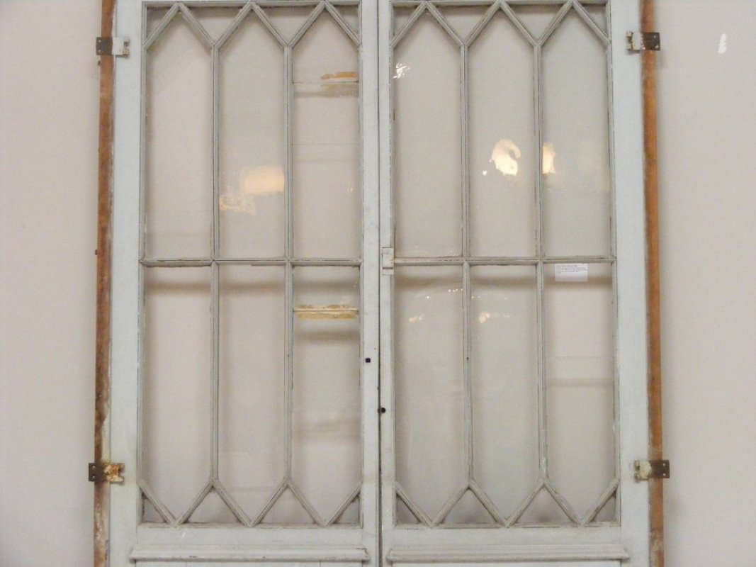 French  decorated Doors, c 1800