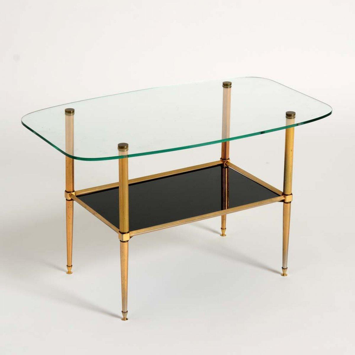 Elegant French side table