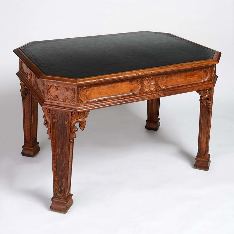 item/566-regency-gothic-oak-writing-table.html