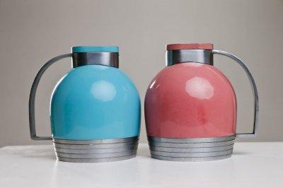 Pr of Thermos Flasks