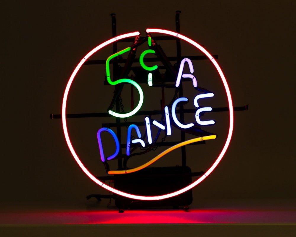 1960's Neon Sign